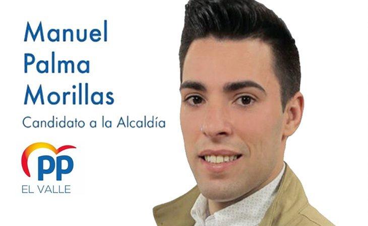 Manuel Palma llevaba desde el 2008 ligado al Partido Popular de El Valle