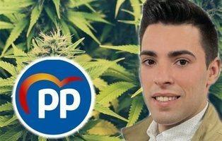 Dimite el concejal del PP que fue detenido por cultivar 265 plantas de marihuana