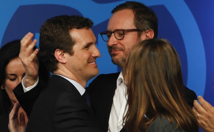Maroto será el candidato popular en Castilla y León