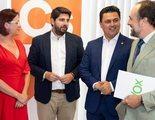 PP, Ciudadanos y VOX llegan a un acuerdo para desbloquear la investidura de Murcia