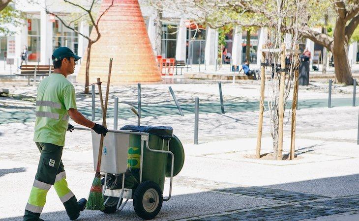 Lisboa quiere aumentar la limpieza en sus barrios