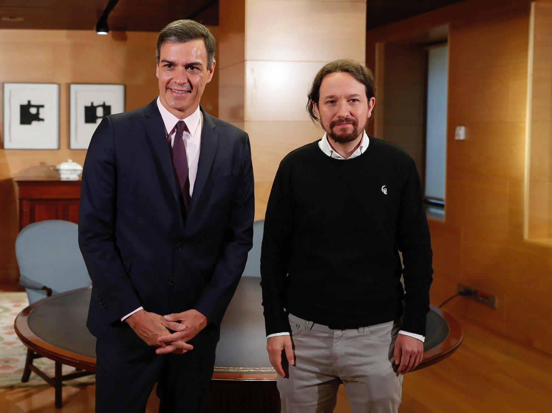 Pablo Iglesias renuncia a entrar en el Gobierno de Pedro Sánchez para facilitar la coalición