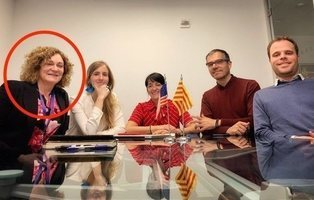 María Pilar: la embajadora de la Generalitat en Nueva York con más sueldo que Sánchez