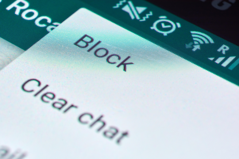 WhatsApp sancionará tu cuenta si es bloqueada por muchos usuarios