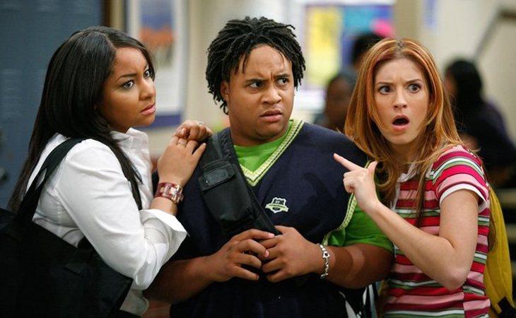Raven, Eddie y Chelse en 'Raven'