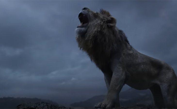 Fotograma del remake de 'El Rey León', dirigida por Jon Favreau, estrenada el 19 de julio de 2019