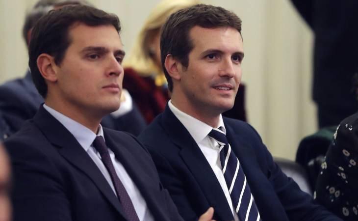Se espera un debate bronco desde la derecha, con una pelea entre PP y Cs por liderar el bloque conservador