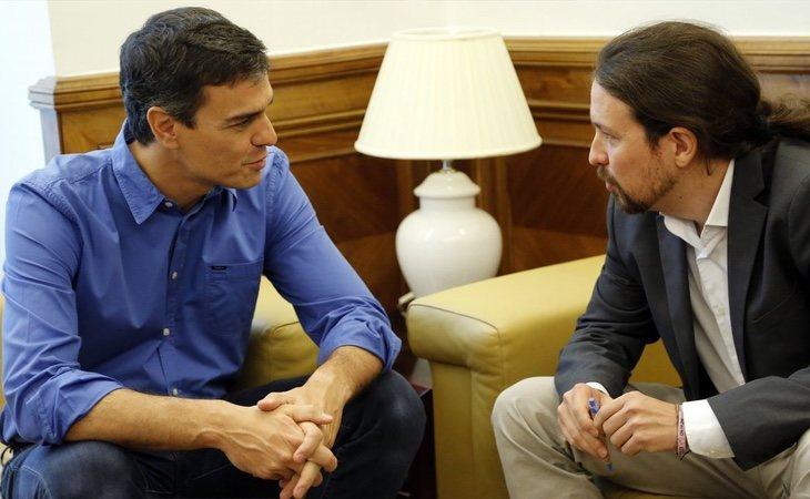Podemos no se da por satisfecho con el acuerdo: aumenta la probabilidad de impedir el Gobierno de Sánchez en primera votación