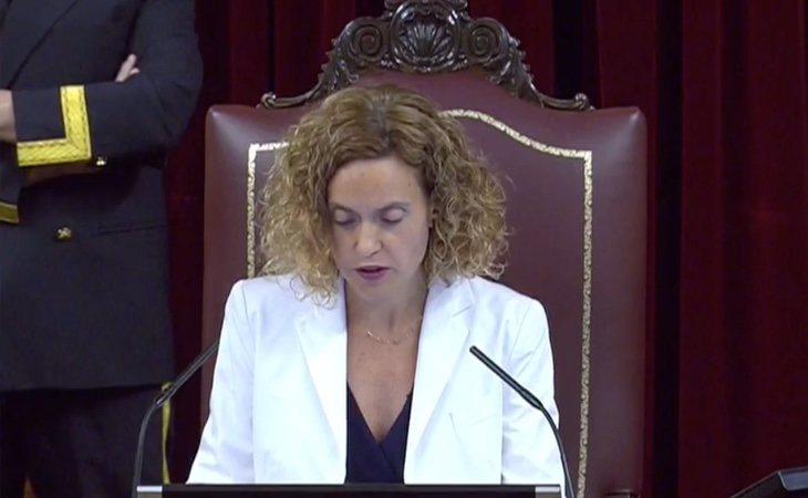 Empieza la sesión de investidura. La sustituta de Toni Roldán (Cs) acata la Constitución