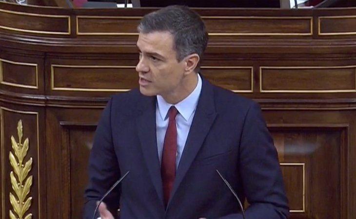 Sánchez hace especial mención a la precariedad laboral y pide un nuevo pacto de Toledo para las pensiones con un marcado acento social