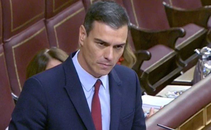 Sánchez culpa a Casado del bloqueo institucional y le critica por 'tapar' problemas sociales con la crisis catalana