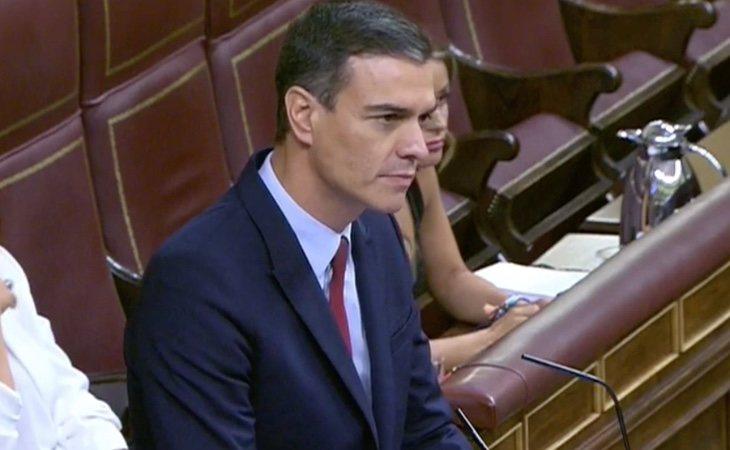 Sánchez: 'Señor Rivera, 'teatro' es lo que hace usted, que pacta con la ultraderecha y quiere hacernos creer que sucede por accidente'