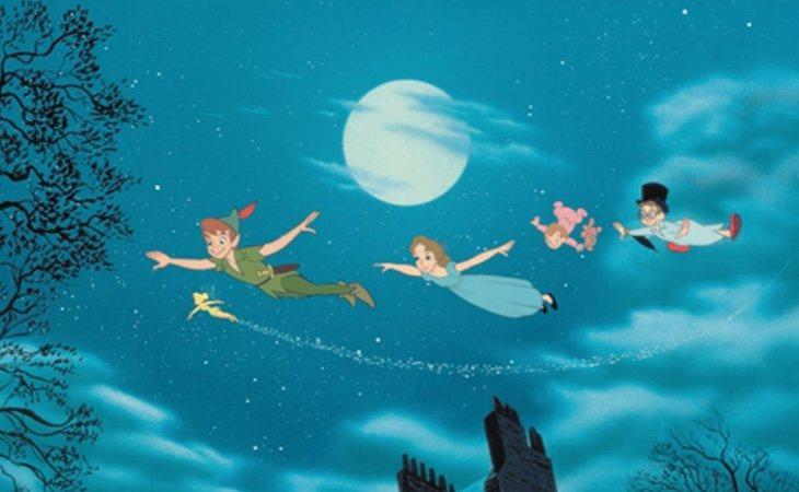 Disney estrenó 'Peter Pan' en 1953