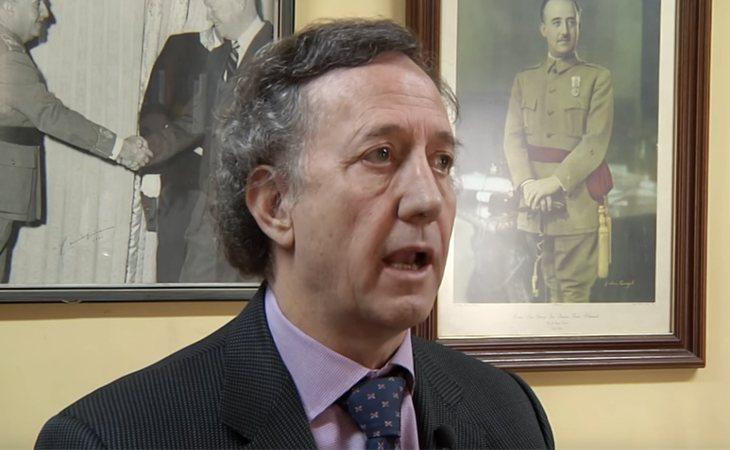 Jaime Alonso pretende preservar la memoria de lo ocurrido durante el régimen de Franco a través de la Fundación