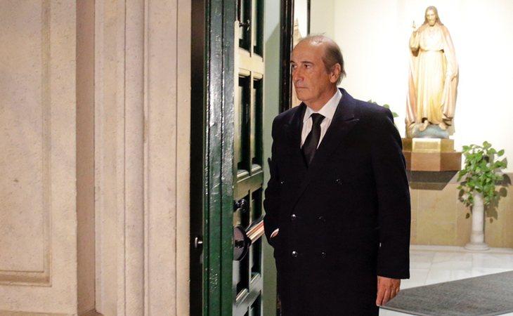 El nieto de Franco que intentó recuperar el título de Marqués de Villaverde, ha administrado los negocios de la familia Franco durante años