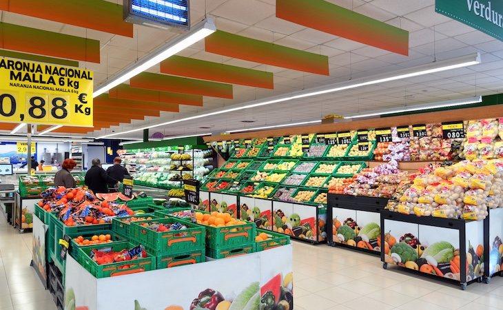 Mercadona ofrece 127 puestos de trabajo en toda España