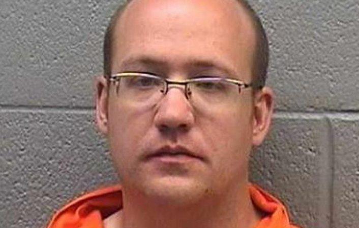 Joshua David Kabatra, presunto violador de la niña de cuatro años en Oklahoma