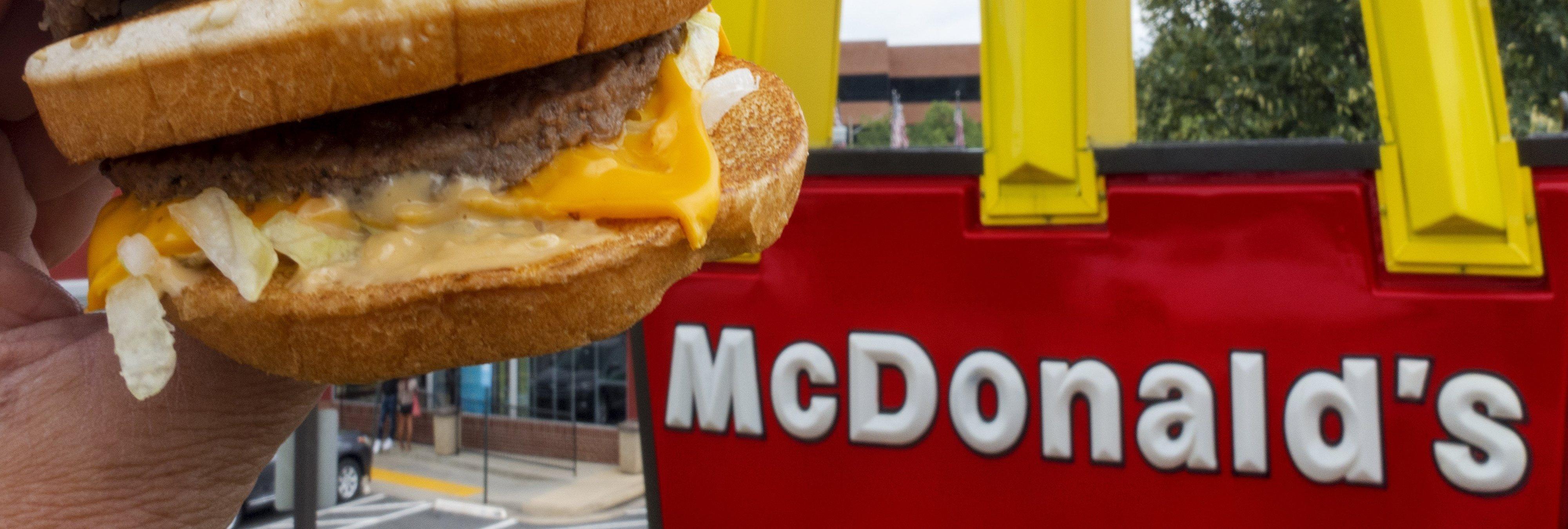 Detenido tras violar a una niña de cuatro años dentro de un McDonald's