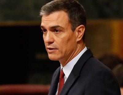 Segunda sesión del debate de investidura de Pedro Sánchez