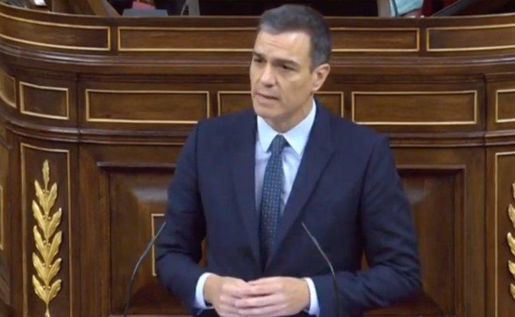 Pedro Sánchez agradece a Gabriel Rufián el tono de su intervención