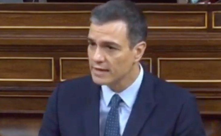 Pedro Sánchez recuerda que no pide apoyo a PP y Cs, sino responsabilidad para no bloquear la formación del Gobierno