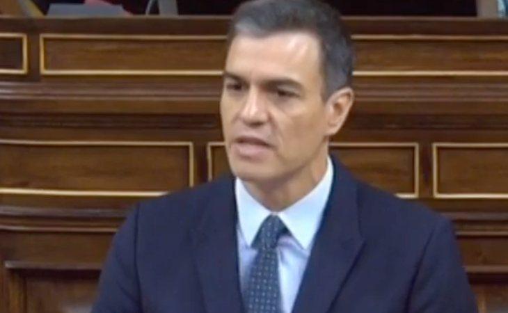 Pedro Sánchez, claro con el conflicto catalán: