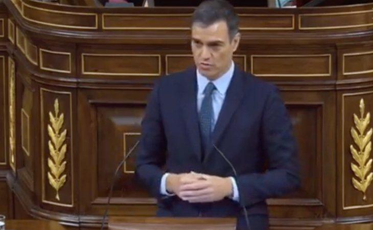 Pedro Sánchez: 'El socio preferente con el que yo quiero gobernar es Unidas Podemos'