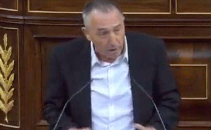 Joan Baldoví (Compromís) se queja del poco ánimo de Sánchez por negociar