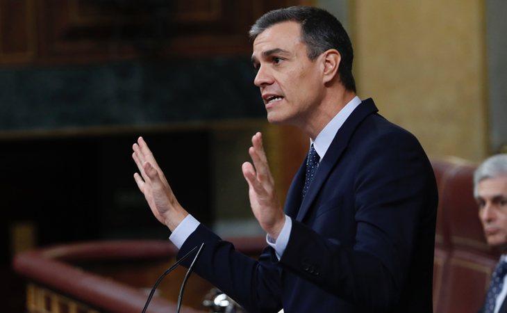 Pedro Sánchez: ' A veces confundo la ultraderecha con Ciudadanos y con el PP'