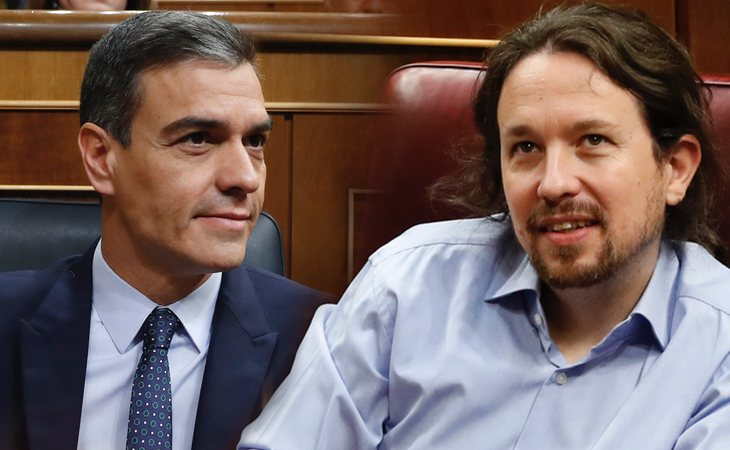 Pedro Sánchez apela a la generosidad de Unidas Podemos para poder formar gobierno