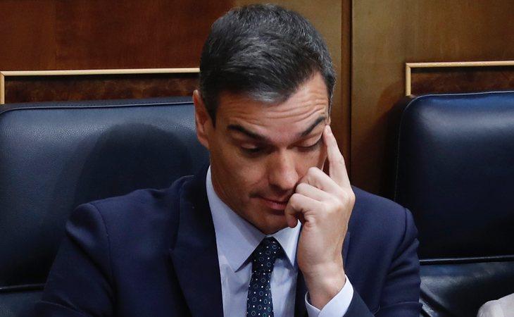 El Congreso rechaza investir a Pedro Sánchez presidente del Gobierno al no conseguir mayoría absoluta