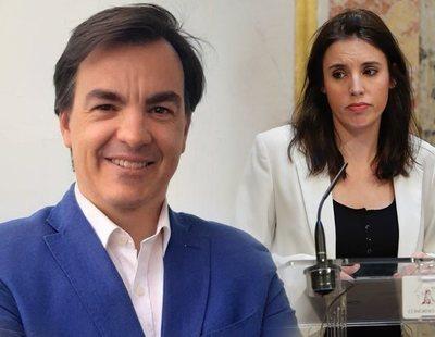 """El comentario machista de un edil del PP contra Irene Montero: """"Que se depile el sobaco"""""""