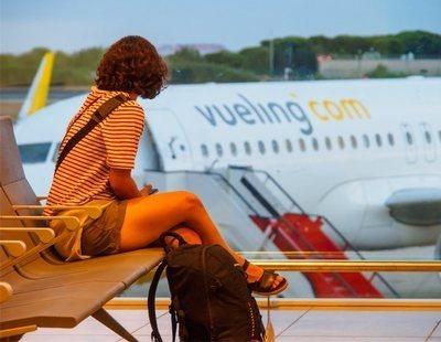 Vueling impide volar a una pasajera por vestir un body escotado