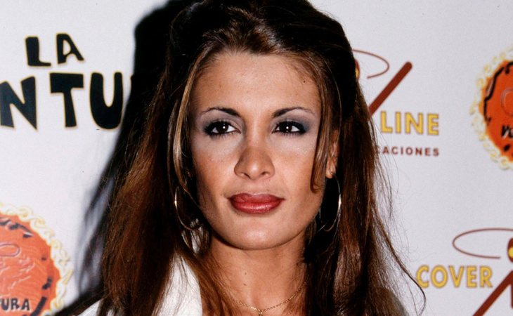 Estíbaliz Sanz alcanzó el éxito a finales de los 90