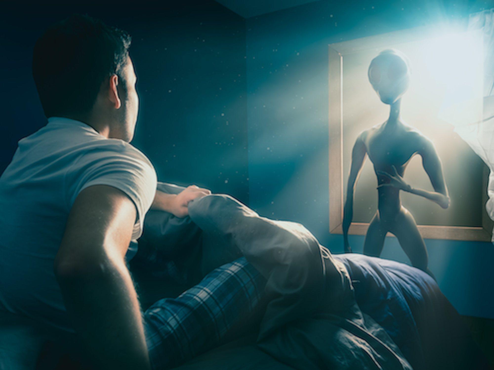 Las búsquedas de sexo con aliens se disparan en páginas porno y la culpa es del Área 51