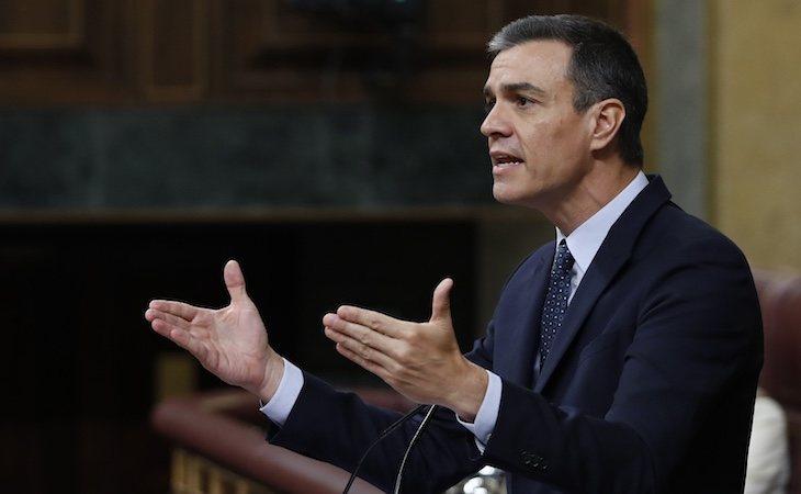 Pedro Sánchez afirmó que seguiría adelante con la exhumación