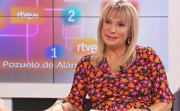 Toñi Prieto confía en las esperanzadoras opciones de la candidatura española en la decimoséptima edición de Eurovisión Junior