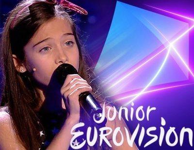 Melani García, ganadora de 'La Voz Kids 4', representará a España en Eurovisión Junior 2019