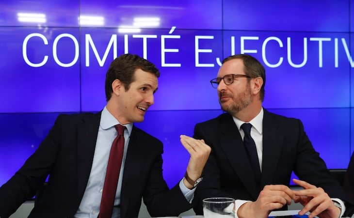 Maroto ha sido el candidato popular elegido como senador en Castilla y León
