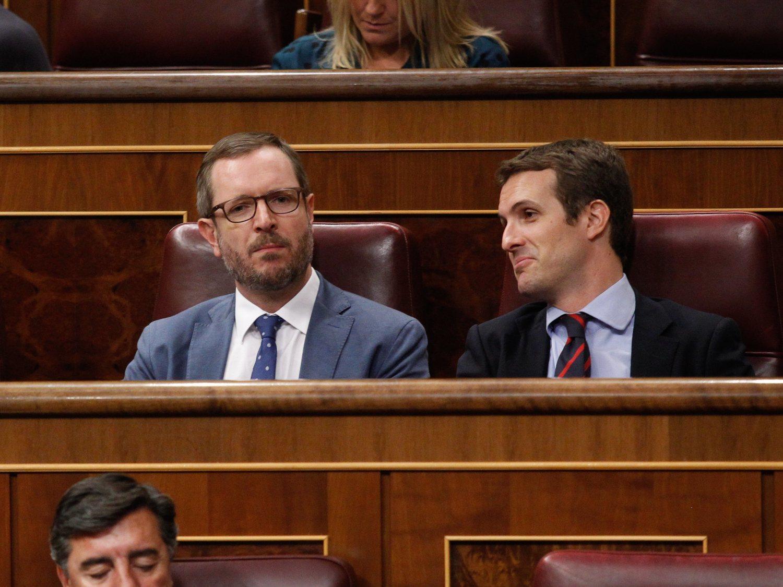Maroto cobrará un sueldo como senador de Castilla y León gracias a los votos de Ciudadanos