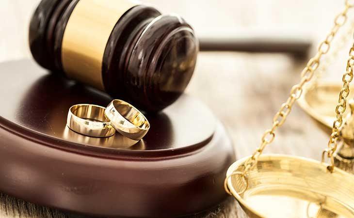 Alta tasa de divorcios en Dinamarca
