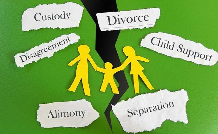 Un curso de asesoramiento de divorcio
