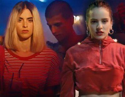 'Malamente', la nueva campaña contra la violencia machista inspirada en Rosalía