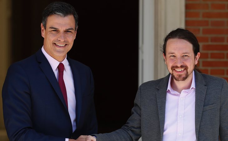 Nueva propuesta de Podemos al PSOE: vicepresidencia de Derechos Sociales, el Ministerio de Sanidad y Consumo; Trabajo y la cartera de Ciencia y ...