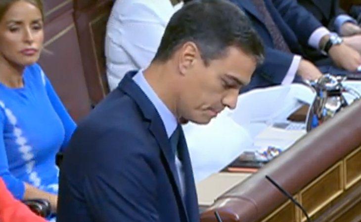 Pedro Sánchez ya anuncia que no va a ser posible que salga adelante el Gobierno
