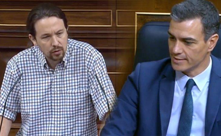Pablo Iglesias le pide respeto a Pedro Sánchez: