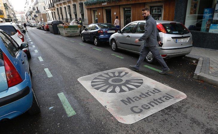 El PP trató de tirar abajo Madrid Central cuando llegó al Ayuntamiento