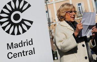 El PP culpa a Manuela Carmena de no luchar contra la contaminación