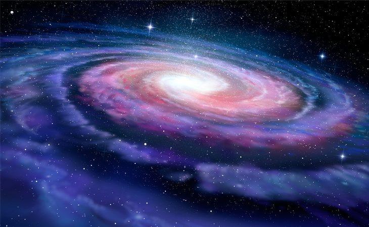 La Vía Láctea es una de las más de dos mil millones de billones de galaxias que hay en el espacio exterior
