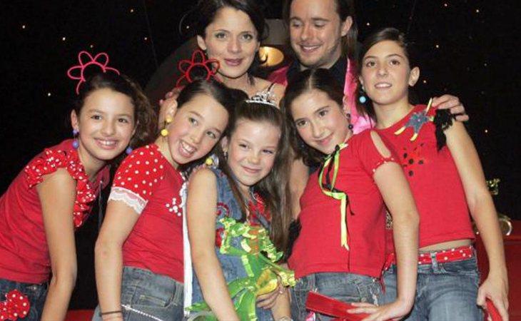 María Isabel consiguió la victoria en Eurovisión Junior 2004